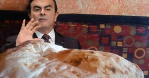 Carlos Ghosn réussit à rentrer en France caché dans un pain pita libanais