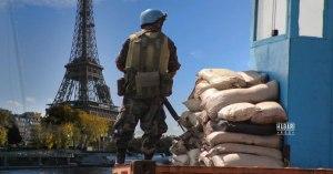 Pénurie alimentaire : des casques bleus soudanais distribuent du riz en France