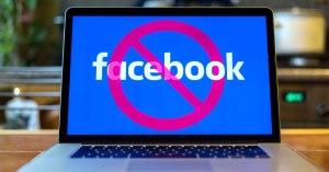 Coronavirus : interdiction des groupes Facebook de plus de 5.000 membres