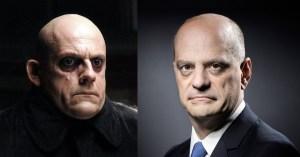 Jean-Michel Blanquer jouera Oncle Fétide dans le remake de la Famille Addams