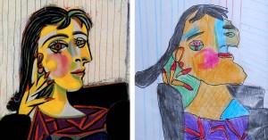 La restauration catastrophique d'un tableau de Picasso fait polémique en Espagne
