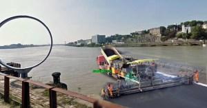 Fête de la musique à Nantes : la Loire goudronnée pour éviter les noyades