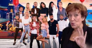 Télévision : Roselyne Bachelot annonce sa participation dans Les Anges