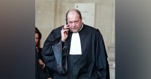 "Eric Dupond-Moretti assure être féministe :  ""La preuve : je porte une robe !"""