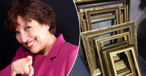 Roselyne Bachelot commande 50 millions de cadres pour le musée du Louvre