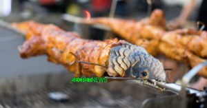 Wuhan : un méchoui de pangolins pour fêter la fin de l'épidémie