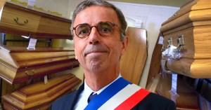 """""""Arbres morts"""" : le maire de bordeaux interdit les cercueils en bois, remplacés par des boîtes en plastique"""