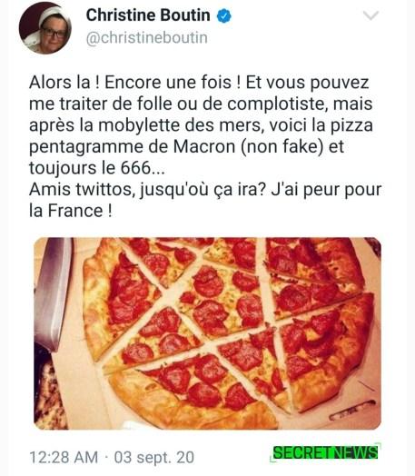 tweet-boutin Le Touquet : Christine Boutin découvre la porte des enfers sous la maison des Macron