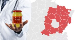 Couvre-Feu à 18h : la moutarde de Dijon efficace contre le Coronavirus
