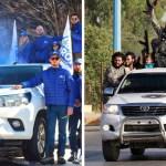 Génération Identitaire a racheté les véhicules d'occasion de Daesh