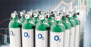 Santé: Le baril d'oxygène désormais coté sur les marchés financiers