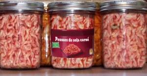 En réponse au steak végan, des industriels inventent le soja à base de viande
