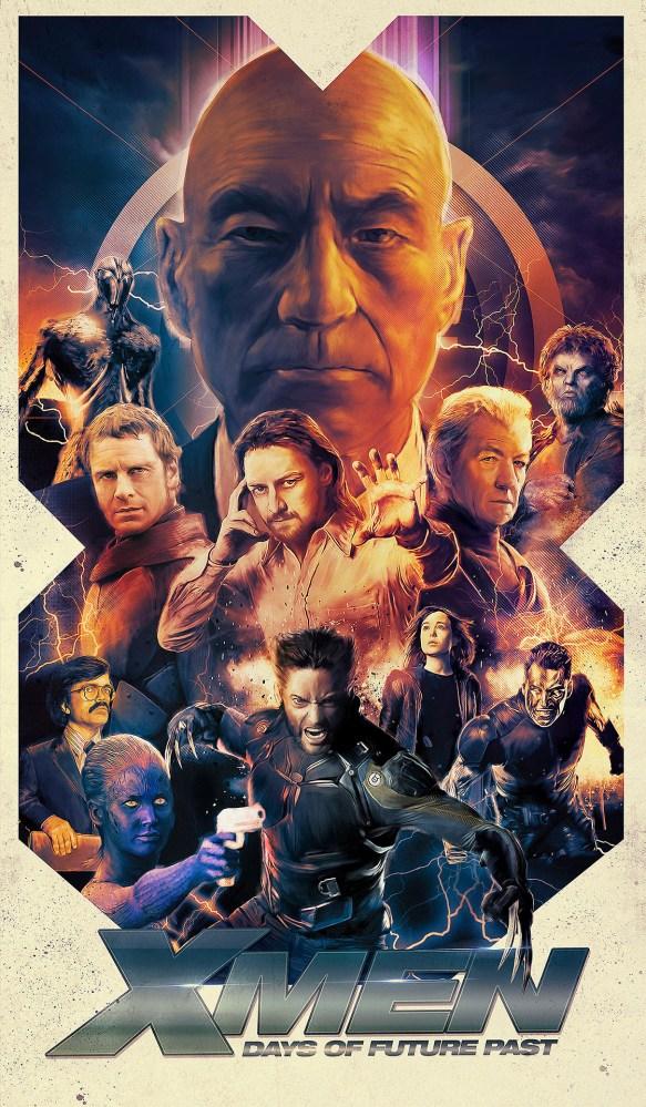 2014 Summer Blockbusters: X-Men Days of Future Past