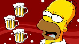 National Beer Day NYC Homer Simpson