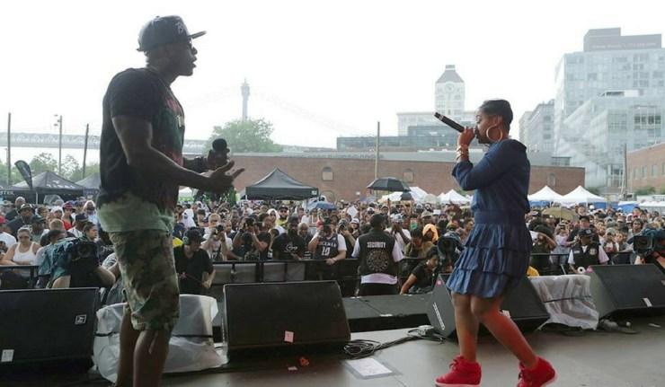 [Facebook | Brooklyn Hip Hop Festival]