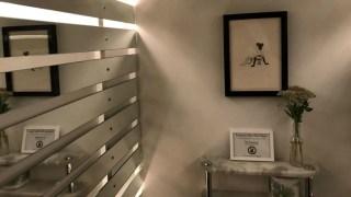 elsa bathroom
