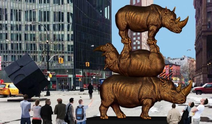 rhino rendering
