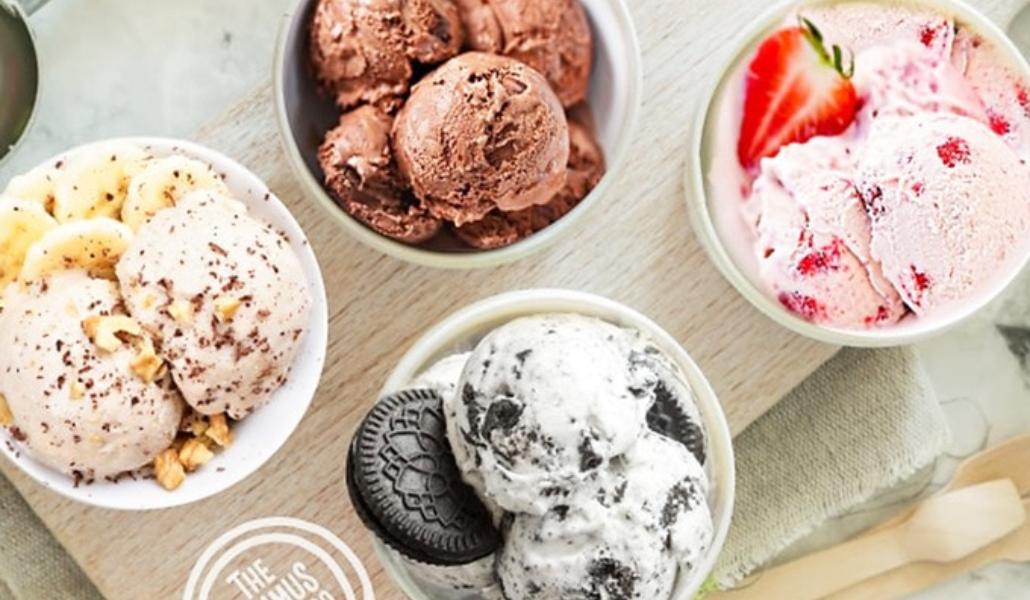 hummus ice cream