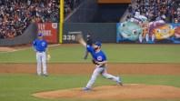 Secret Of My SucCecil: Cubs v Giants Game 1 at AT&T Park