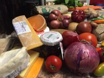 Secret of My SucCecil: the bounty from my Whole Food bag