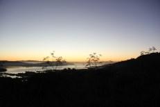 Hiking along the Marin Headlands