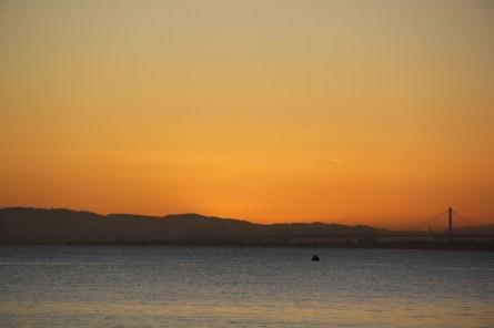 Sunrise on Bridgeway 10-29-15 9848