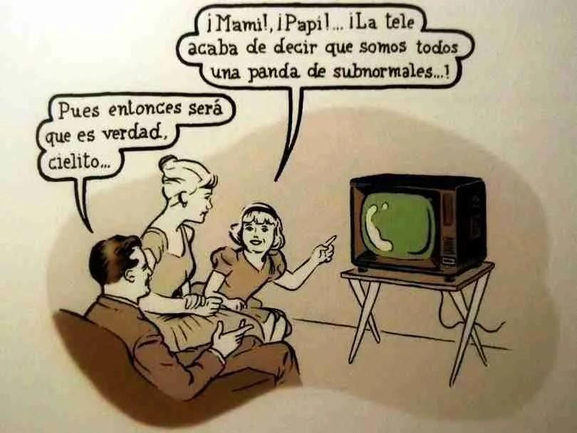 La tele