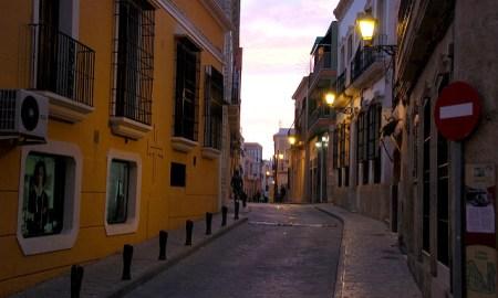 casco histórico Almería
