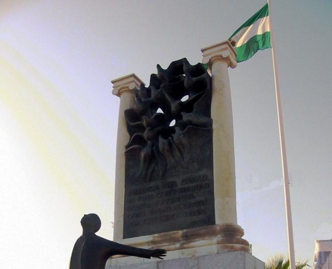 Autonomía andaluza Blas Infante