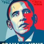 La visita de Obama