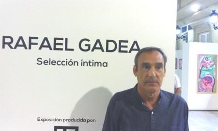 Rafael Gadea. Foto de Paisa