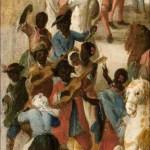 Sevilla y Cádiz se llenan de esclavos negros