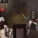 """""""Curros""""de Huelva que cantan y bailan fandangos"""