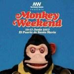 Monkey Weekend 2017: Se viene el monito chico