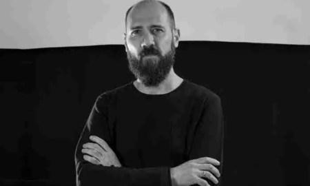 Javier Gilabert, autor de 'En los estantes'. Foto de Javier Martín Ruiz