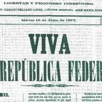 La República según Andalucía
