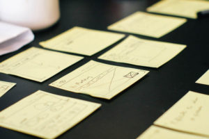 Post-Its for organizing your life