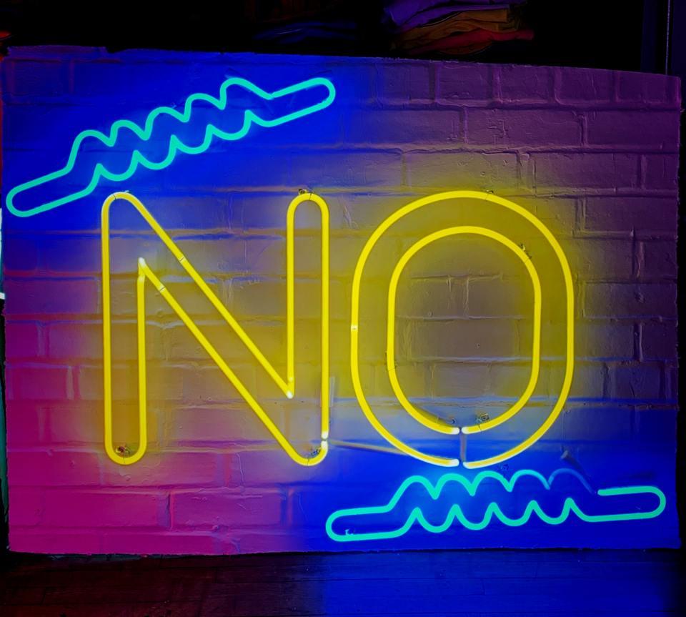 savoir dire non