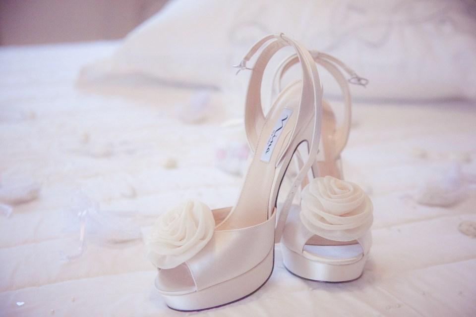 chaussures de mannequin