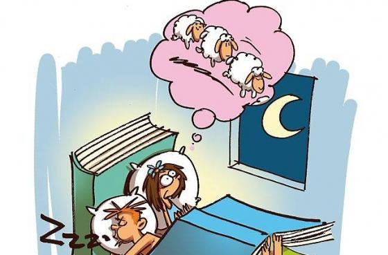 sommeil mouton