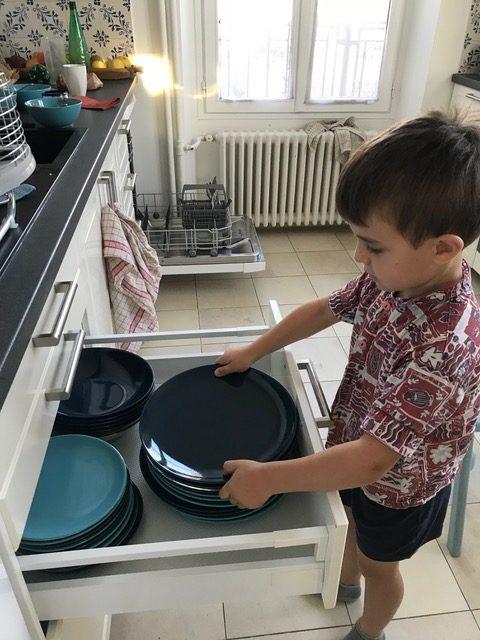 autonomie en cuisine