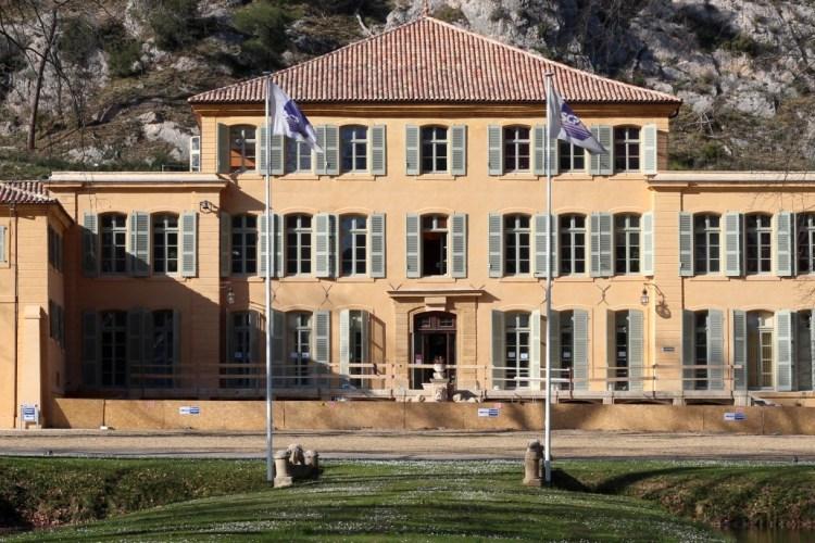 Le chateau du Tholonet, lieu emblématique de la noblesse aixoise