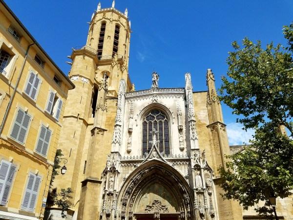 Visite en famille à Aix