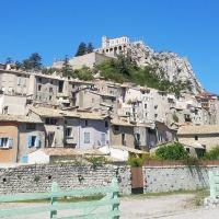 Ville et citadelle de Sisteron