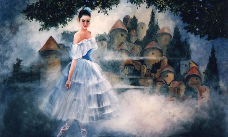 Lady's dreams