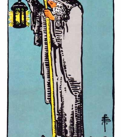 The Hermit Card
