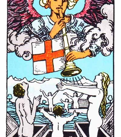 The Judgment Card