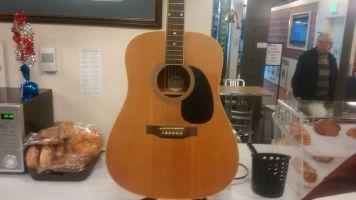 Sinise Guitar