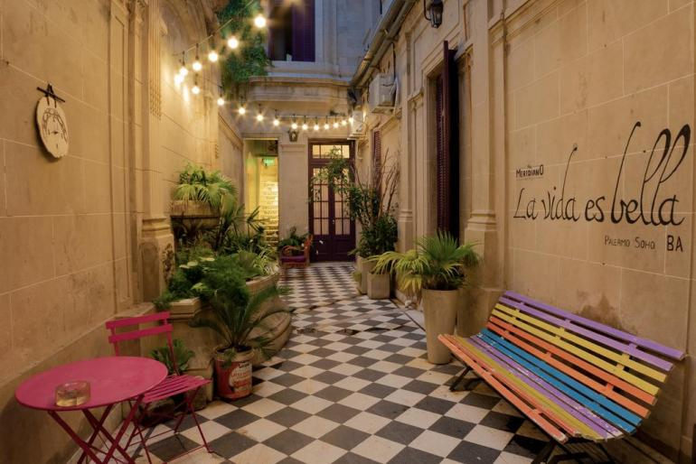 Meridiano Hostel Buenos Aires