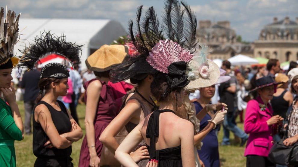 Ladies in Hats